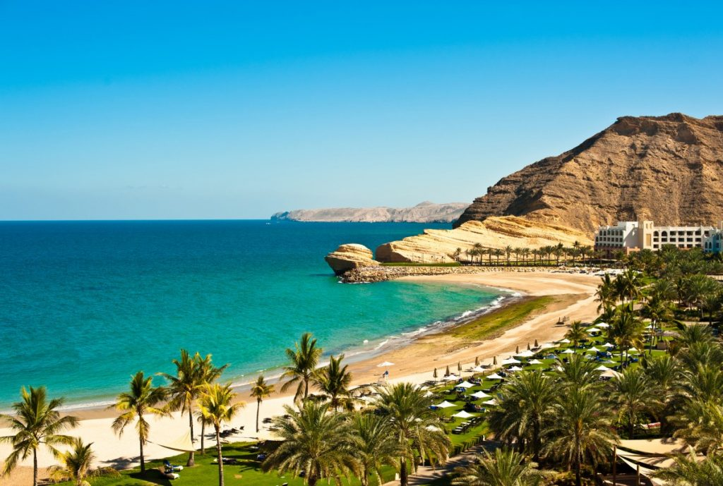 best honeymoon destinations Oman
