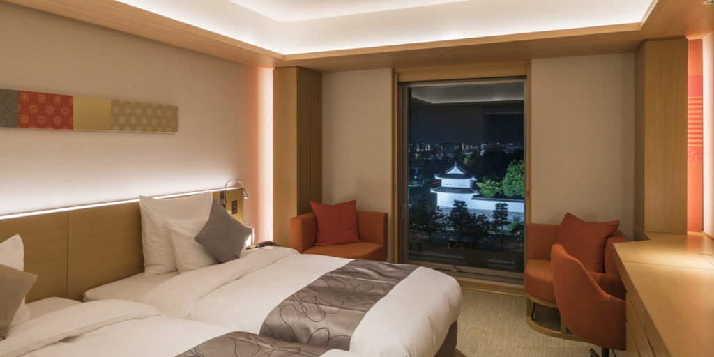 where to stay in kyoto crown plaza