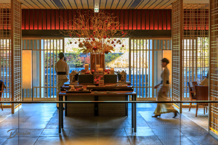 where to stay in kyoto the ritz