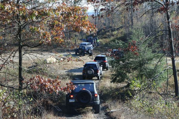 best off-road trails Pennsylvania 1