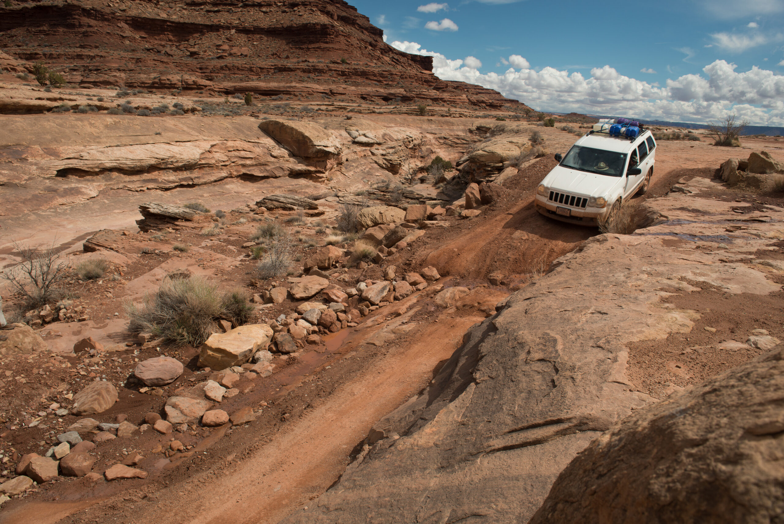 off road trails utah